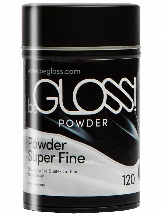 beGLOSS Talcum Powder 120gr